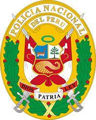 Resultado de imagen para simbolos de la policia nacional del peru