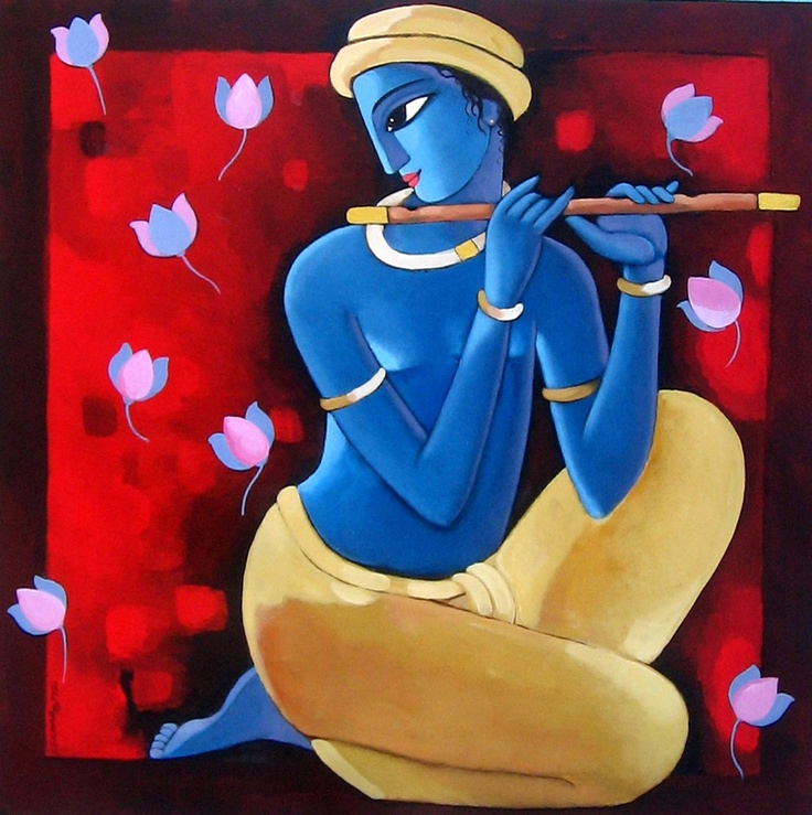 Sekhar Roy 1957 | Indian Figurative painter | TuttArt@ | Pittura * Scultura * Poesia * Musica |