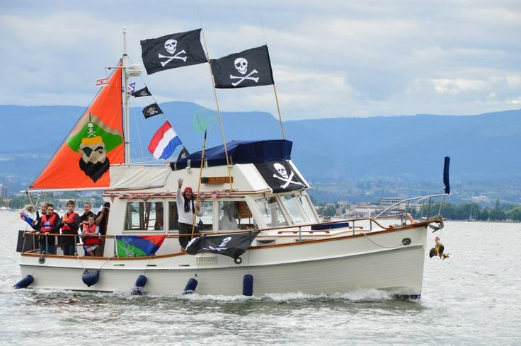 PHOTOS: Boat for Hope at the Kelowna Yacht Club