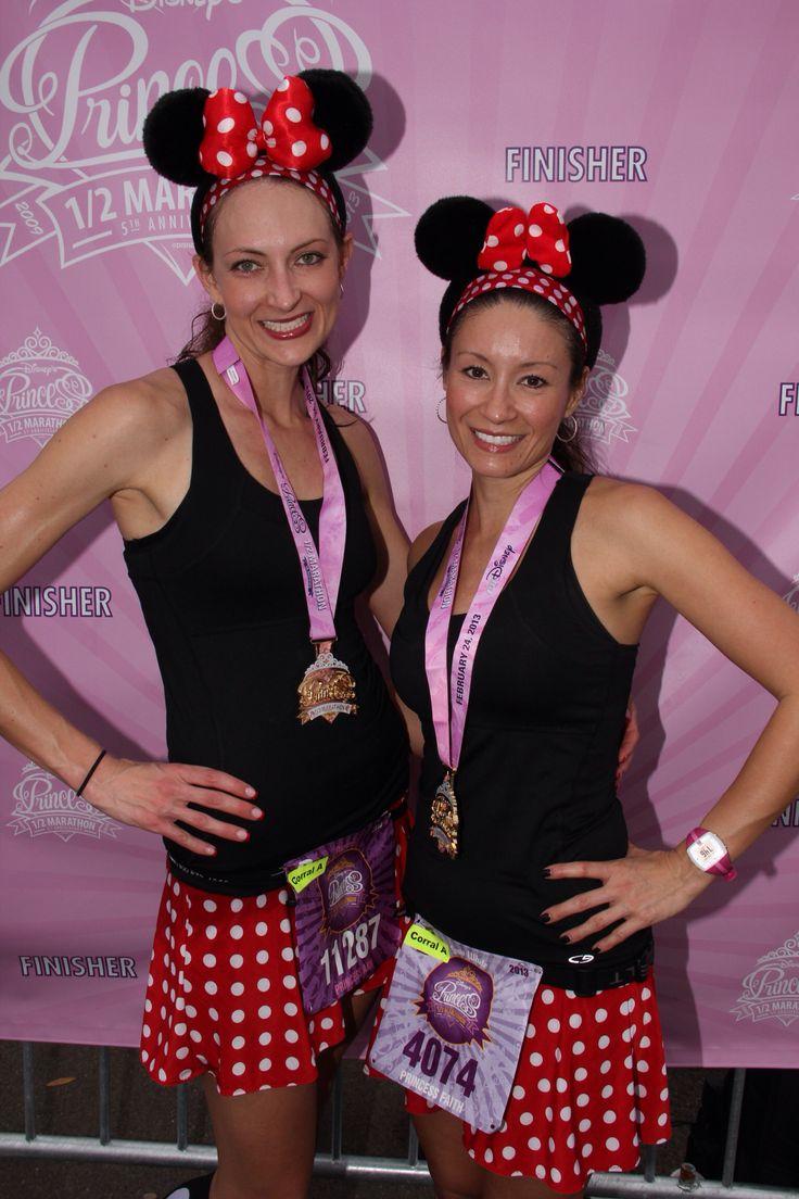 Run Disney costume Minnie Mouse costume