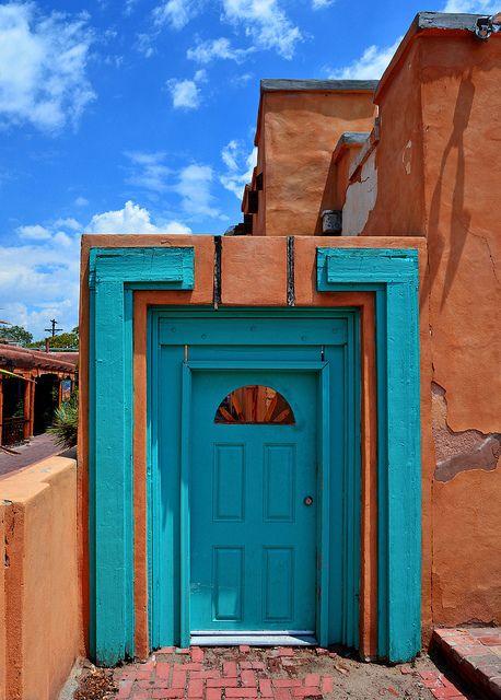 Albuquerque, New Mexico - great colour
