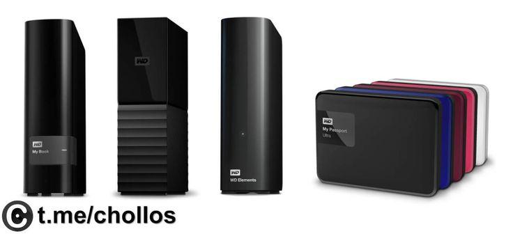 Discos duros Western Digital a precio de chollo - http://ift.tt/2v8QTEK