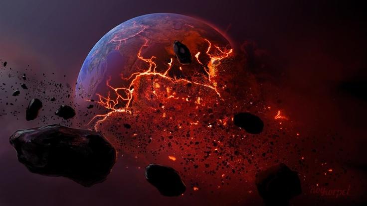Dead Planet - By Roy Korpel