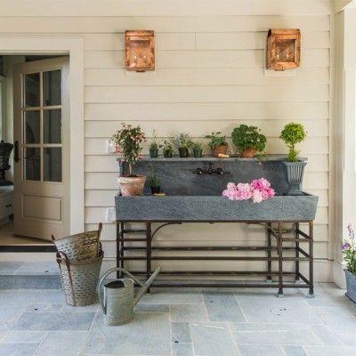 25 best ideas about outdoor sinks on pinterest outdoor
