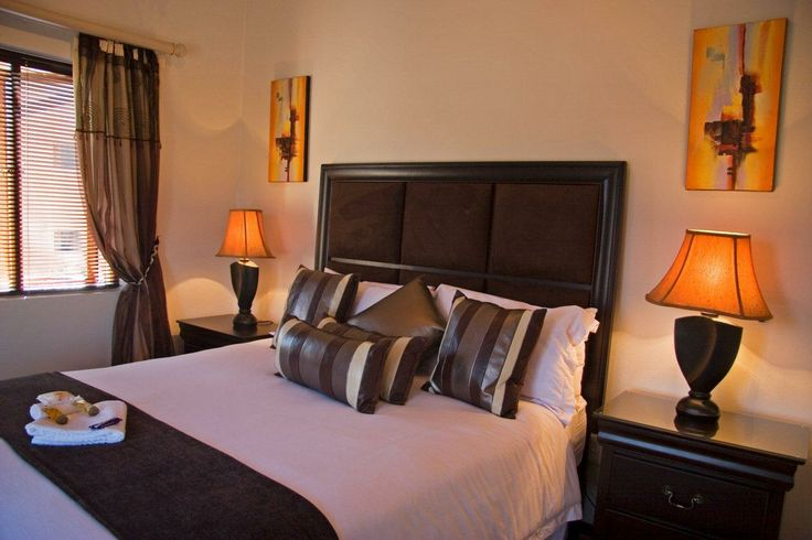"Our rooms include the following:  •Queen size bed or two three quater beds •Linen, pillows, duvets, bathroom towels •Washing machine and tumble dryer •Fridge/ freezer, microwave and normal oven •Coffee perculator and toaster •Place setting for two, including crockery, cutlery, glasses and utensils •Executive study and en-suite bathroom •Large 32"" LCD TV •Satellite TV reception, DVD /CD player and more..."