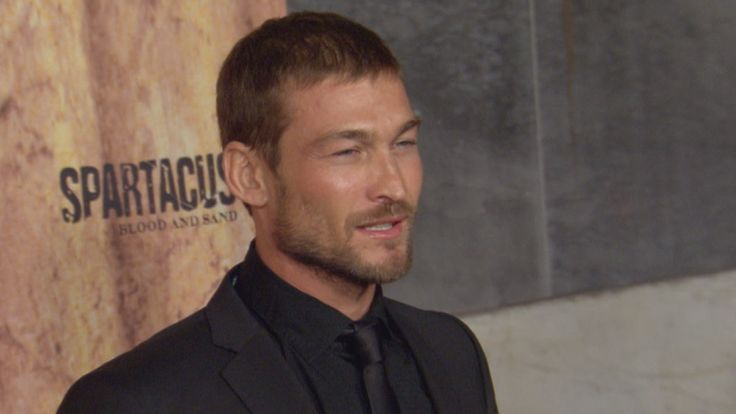 ETonline has your first look at the new documentary chronicling Andy Whitfield's battle with cancer which is debuting in theaters on April 8.