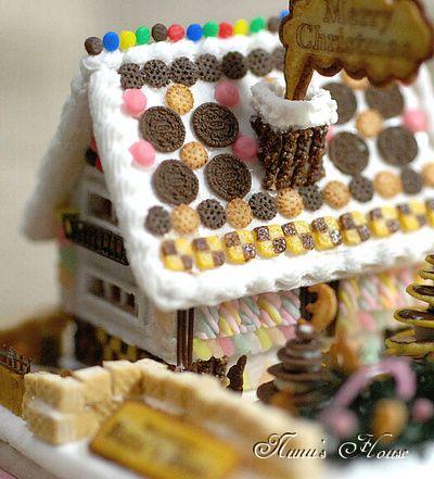 Nunu's house Christmas fare