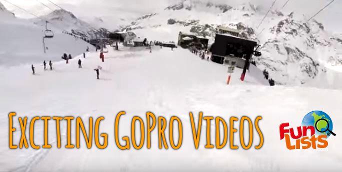 GoPro Videos that Make Your Heart Flutter!