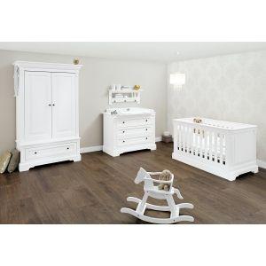 Spectacular Pinolino Emilia Nursery furniture set