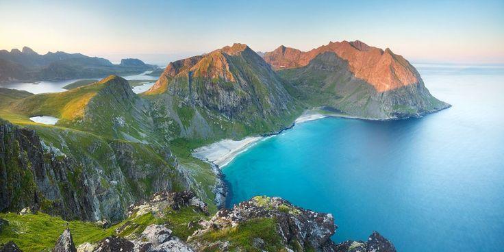 Lofotské ostrovy