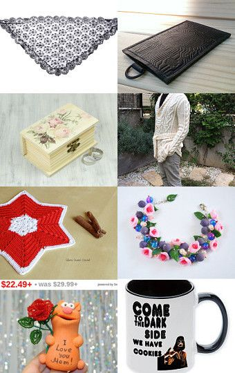 Gifts by IVAN on Etsy--Pinned with TreasuryPin.com