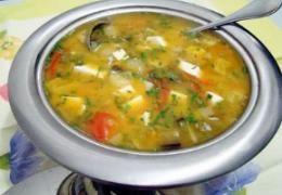 Miniatura do Sopa Colorida