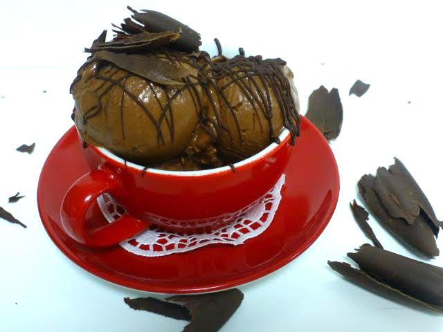 Σορμπέ νηστίσιμο με σοκολάτα και κακάο | ION Sweets