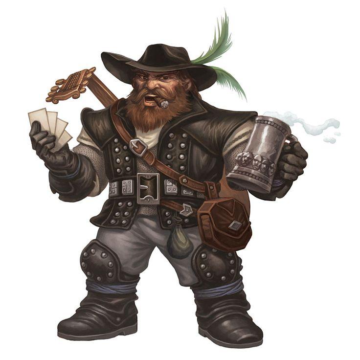 Navorn est natif d'une famille modeste encadrée par le Clan Marteau-Hardis, au Northeron. Ses deux parents travaillent dans une taverne, ou son père est cuisinier et brasseur, et sa mère était une servante et barde. C'est de celle-ci que Navorn apprit ses bases en temps que musicien. Une fois majeur, Navorn s'acheta son propre Luth avec son argent de poche et partit en dehors des ses terres natales. Il passa son temps à vagabonder jusqu'à Stratholme ou il joua dans la taverne de la ville...