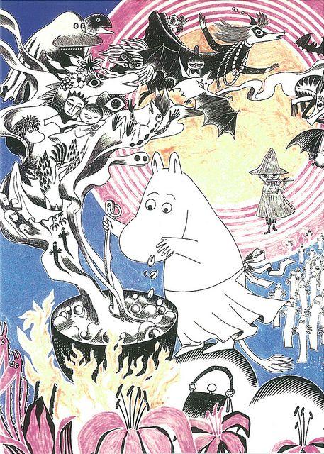 Tove Jansson's Moomins