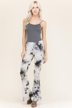TIE-DYE BELLBOTTOM PANTS