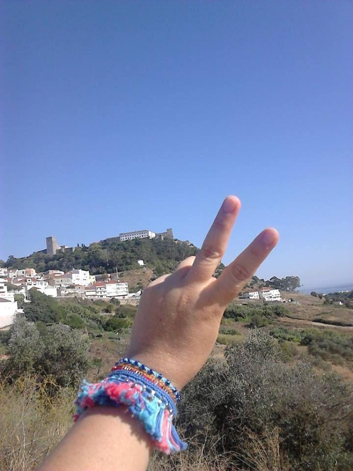 #Movimento_Gipsy em Castelo de Palmela, Palmela, Setúbal