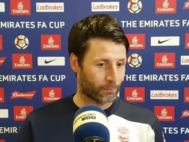 "Danny Cowley eyes ""biggest upset"" in FA Cup history"