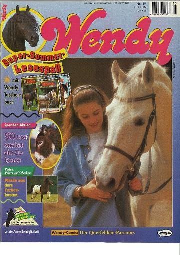 Wendy, Pferdezeitschrift