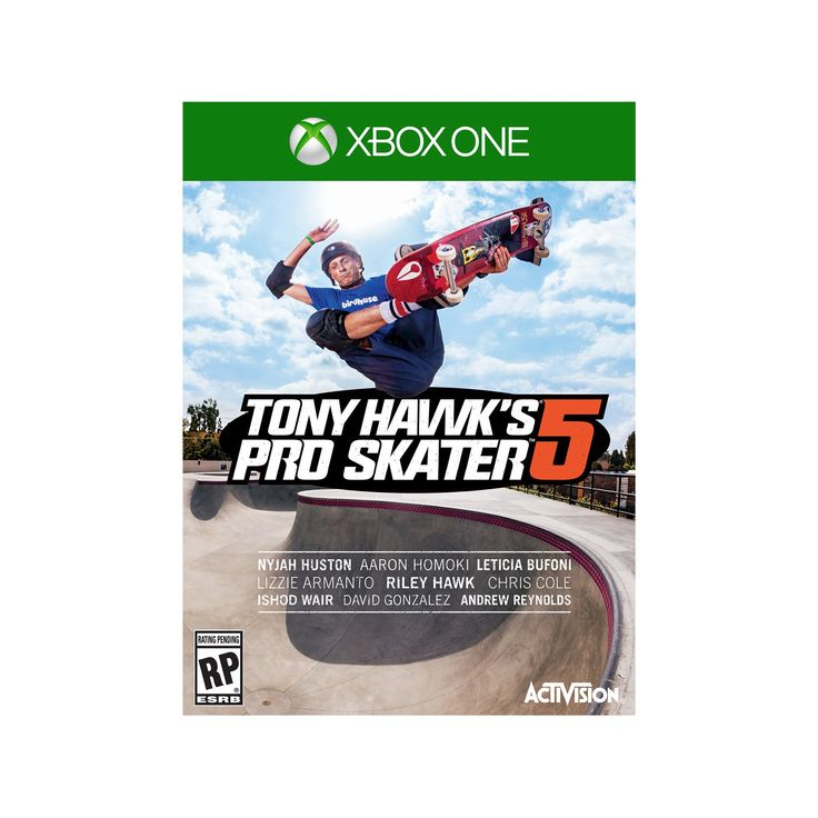 Tony Hawk's Pro Skater 5 Pre-Owned Xbox One