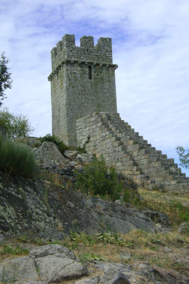 Castelo de Numão, Concelho de Foz Côa, Douro Superior, Portugal