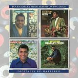 Charley Pride's 10th Album/From Me to You/Sings Heart Songs/I'm Just Me [CD]