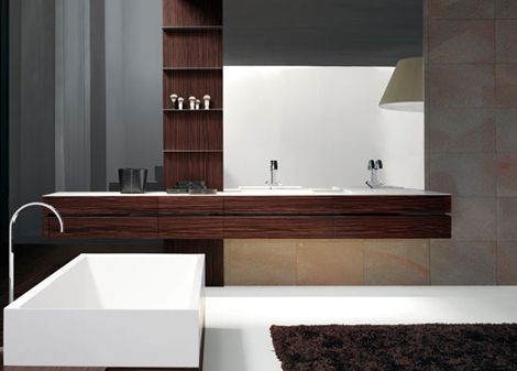Contemporary Bathroom From Milldue   The Kubik