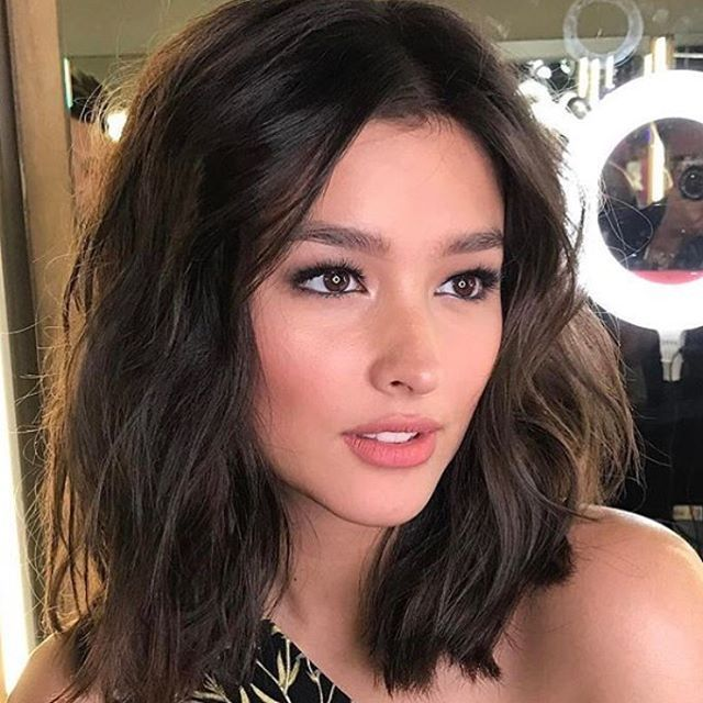 #mulpix Just cause i love my new hair and my look for  #ASAPFEBorito!!! ❤❤ @tingduque @renzpangilinan @perrytabora ™@lizasoberano