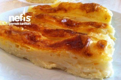 Buzdolabında 1 Gece Bekleyen Börek (Zahmetsiz Börek) Tarifi