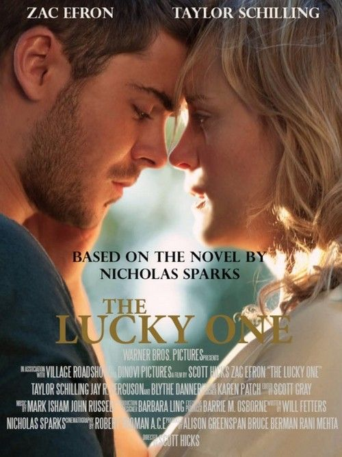 The Lucky One 【 FuII • Movie • Streaming