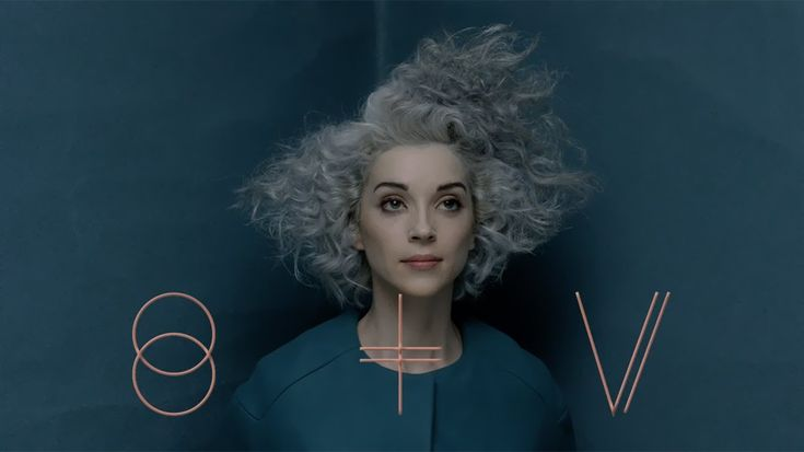 """""""Digital Witness"""" // by St. Vincent // from her upcoming self-titled record"""