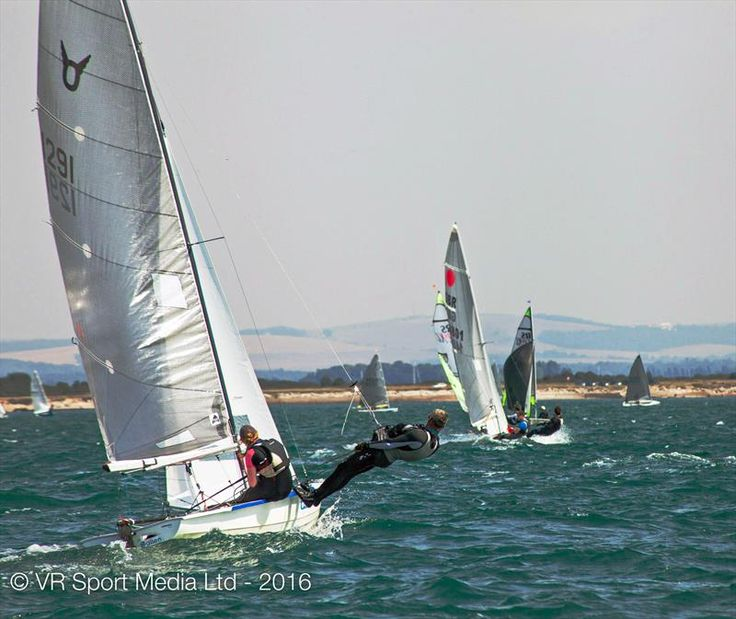 Chichester Harbour Race Week 2017