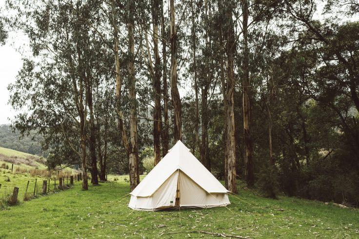 Tent Khaki front