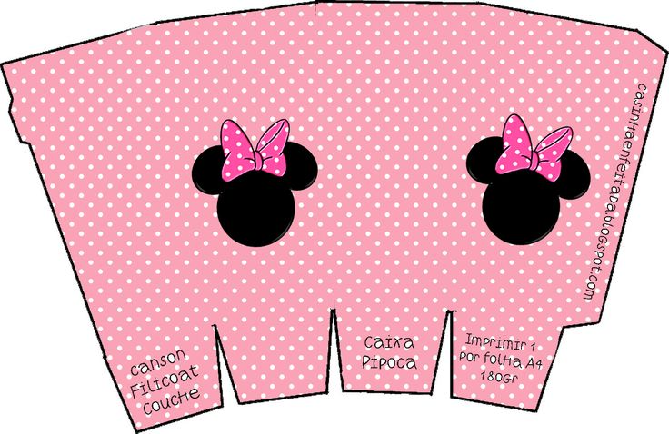 Pin by Crafty Annabelle on Minnie Mouse Printables ... | 736 x 478 jpeg 65kB