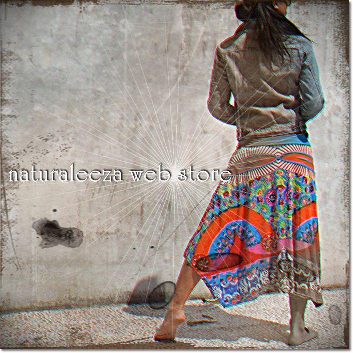 trip art psyche print 2way   #naturaleeza #fashion #onlinestore #psychedelic
