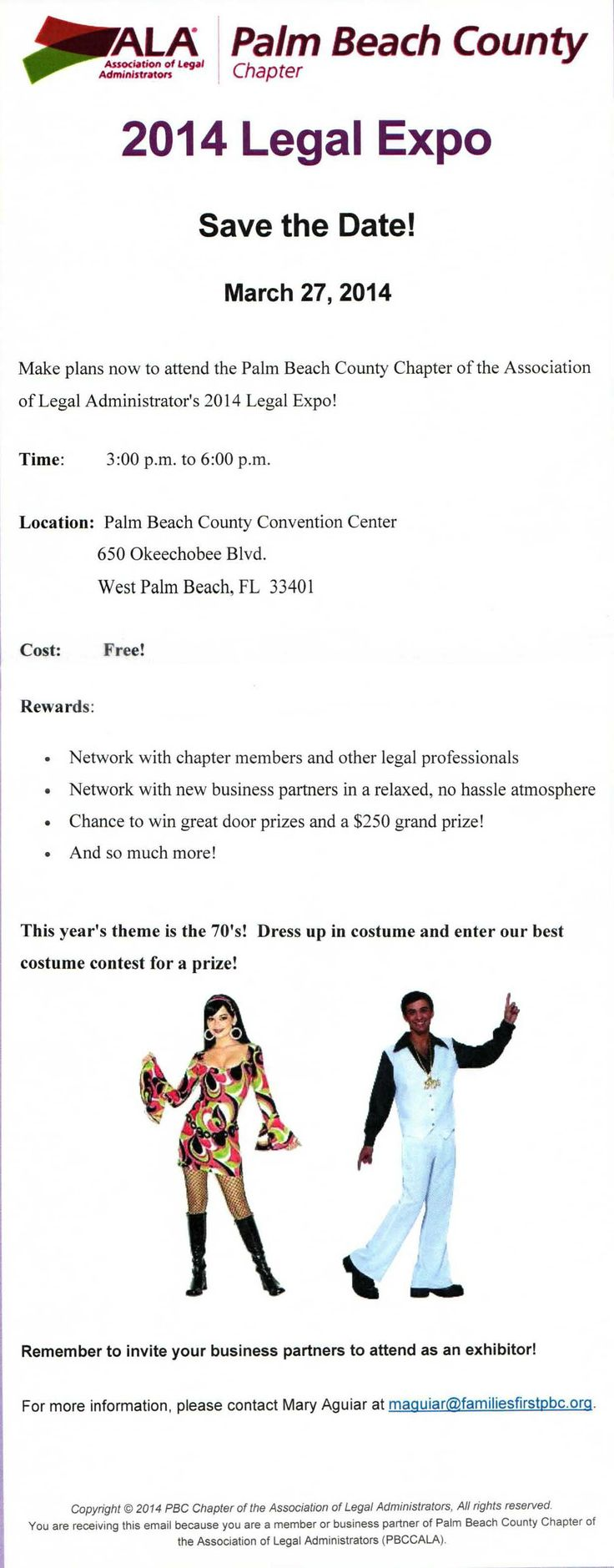 Palm Beach County Association Of Legal Administrators