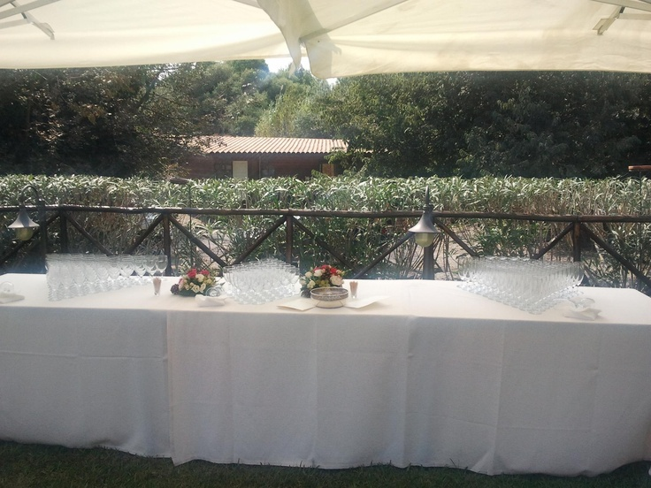Tavolo buffet ~ Private party buffet food presentation by cravenc buffet