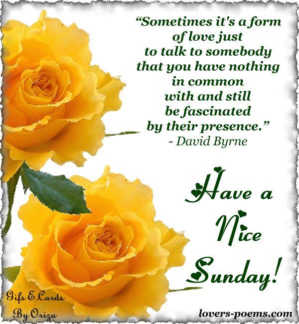 Have A Nice Sunday! sunday sunday quotes sunday gifs sunday images sunday pictures sunday quotes and sayings