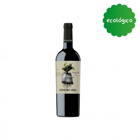 Vino Honoro Vera Organic, Bodegas Juan Gil - 5€  Recomendado por;Juan Antonio Herrero
