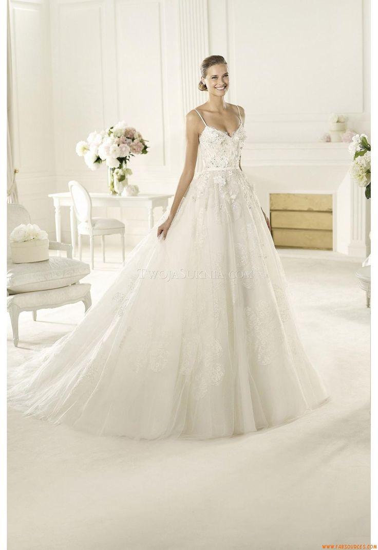 Robes de mariée Pronovias Dione Elie by Elie Saab 2014  Robe de ...
