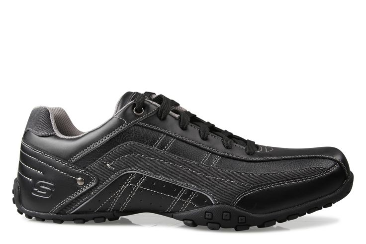 Shoe Connection - Skechers - Citywalk Elendo casual lace-up shoe. $159.99 https://www.shoeconnection.co.nz/mens/shoes/casual-shoes/skechers-citywalk-elendo-casual-shoe?c=Black