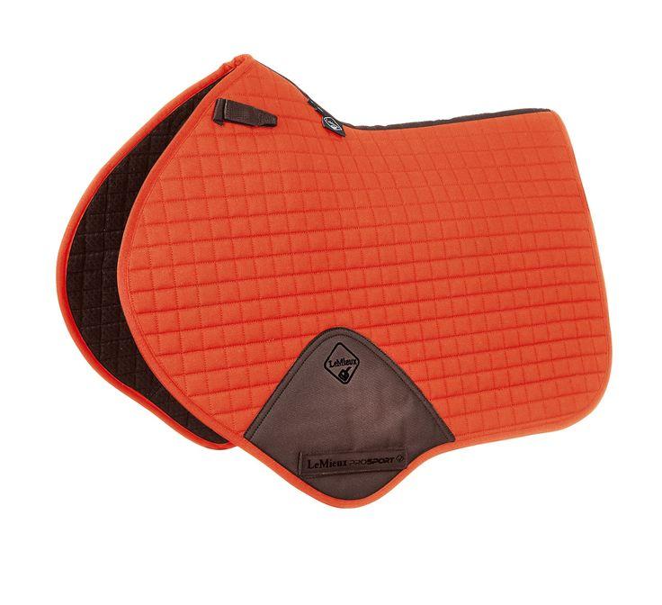 LeMieux Prosport CC Lustre (Orange)
