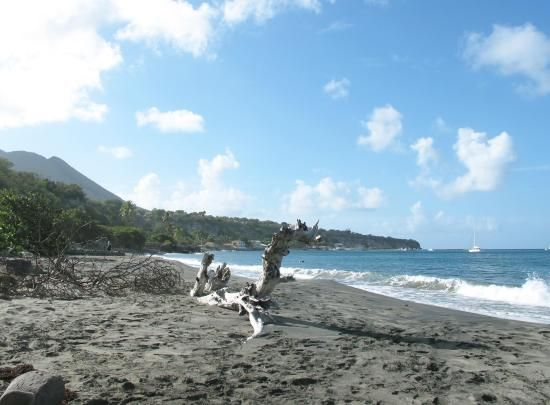 Oranje Bay Oranjestad Beach Sint Eustatius, Caraïben