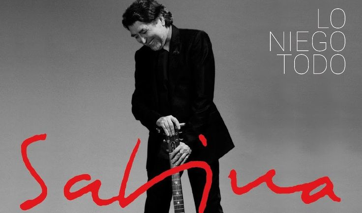 Joaquín Sabina actúa en el Bizkaia Arena de BEC! el 7 de octubre con su nuevo disco 'Lo niego todo'