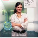 Résultats du concours d'Adecco Medical : Le coup de pouce ! Bravo à  Isabelle T., intérimaire de Rennes  et Sophie B., intérimaire de Dax