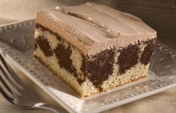Hersheys kitchens chilled chocolate glazed cake recipe