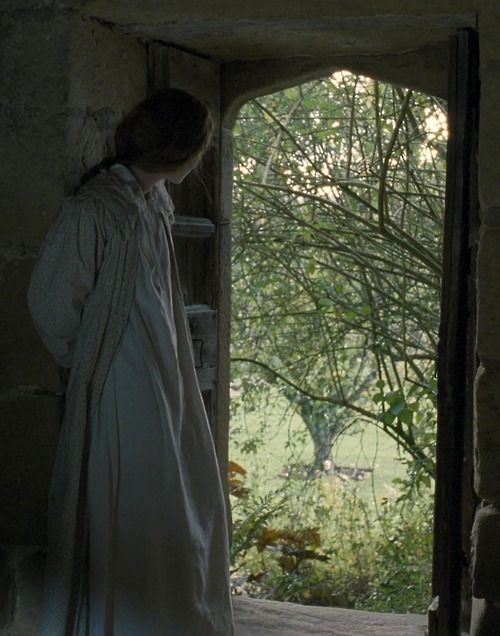 jane eyre and a passage to The passage below has been taken from chapter one of jane eyre by charlotte  bronte jane is an orphan, living with her aunt reed and cousins, john,.