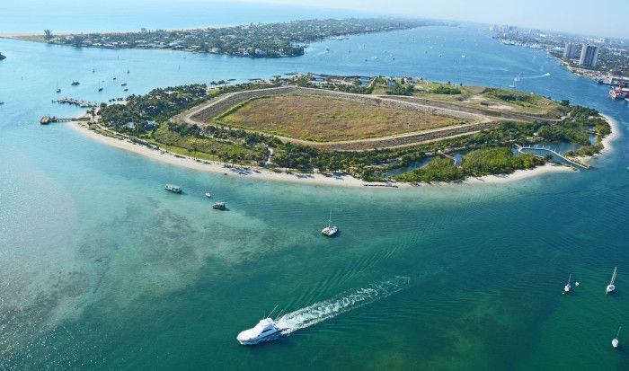8. Peanut Island (near Palm Beach) 14. Magnificent Islands Everyone Must Visit In Florida