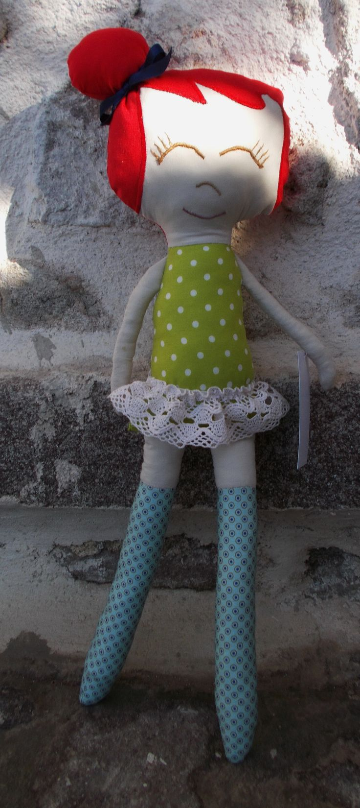 Soft toy doll