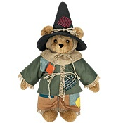Scarecrow Bear: Halloween Gifts